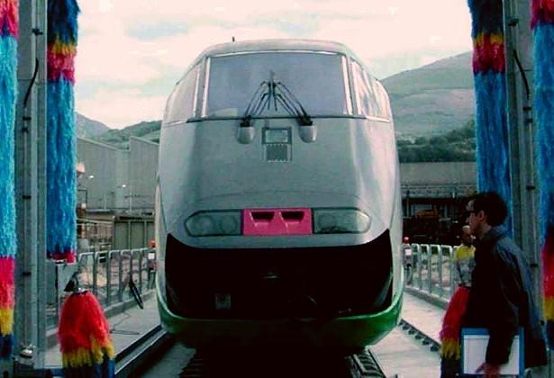 Train Washing Systems