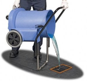 40 litre wet and dry vacuum tip