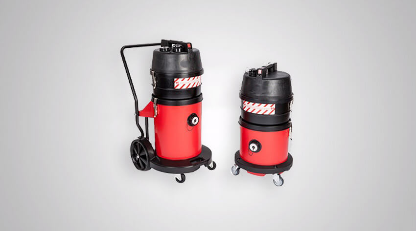 Type H Vacuum Cleaner Hazardous Vacuum
