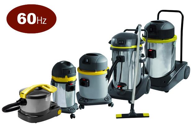 60Hz Vacuum Cleaners