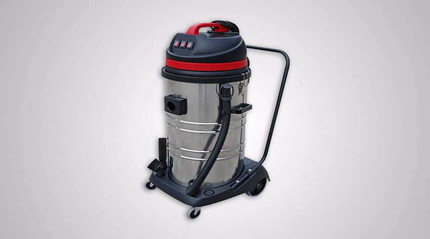 95 Litre Capacity Wet and Dry Industrial Vacuum Cleaner