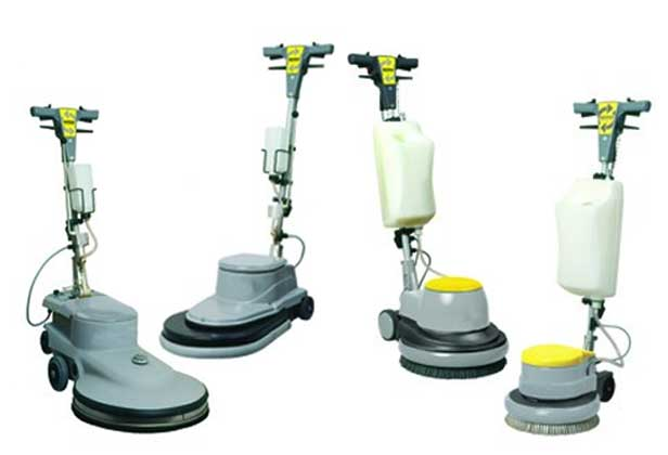 Single Disc Scrubber and Polishers