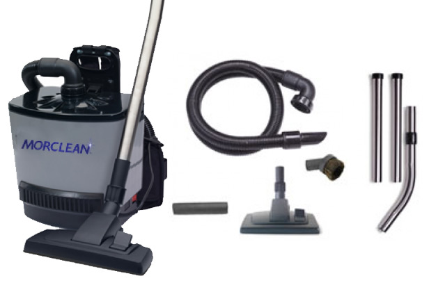Back Pack Aircraft 400Hz vacuum cleaner
