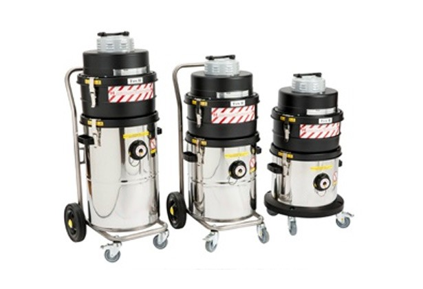 Airtech ATEX Air Operated Vacuum Cleaner