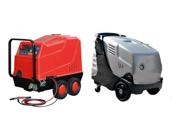 Hybrid Vapour Steam Cleaners