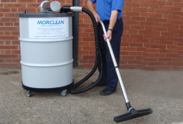 Compressed Air Vacuum Cleaner