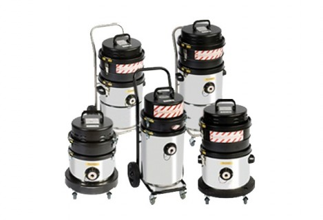 Type H Wet Dry vacuum cleaners 15 – 45 Litre