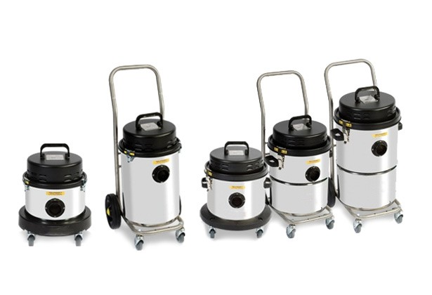 ATEX Wet & Dry vacuum cleaners 15 – 45 Litre