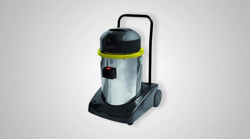 50 Litre silenced motor vacuum cleaner
