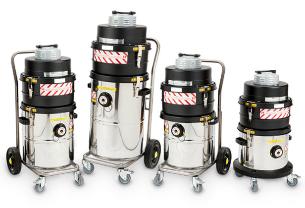 Type H Vacuum Cleaners Industrial Cleaning Equipment