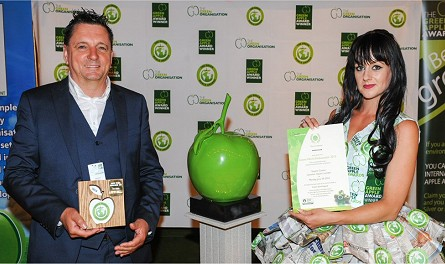 Morclean Awards Green Apple Winners 2015