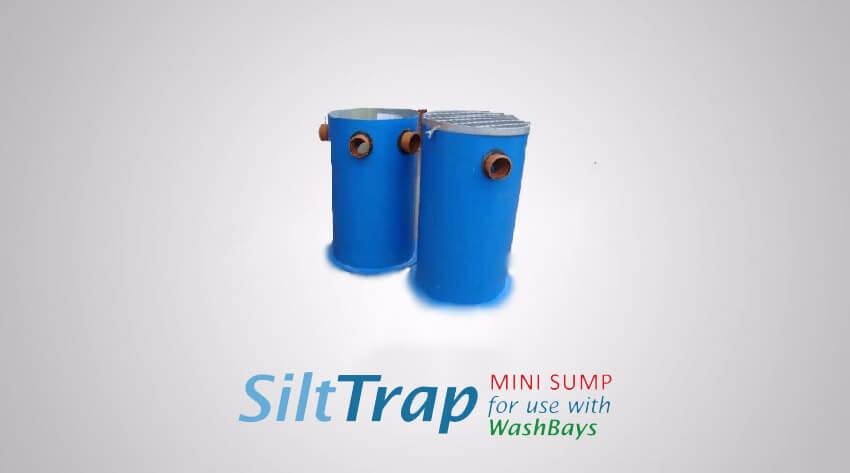Silt Trap Mini Sump