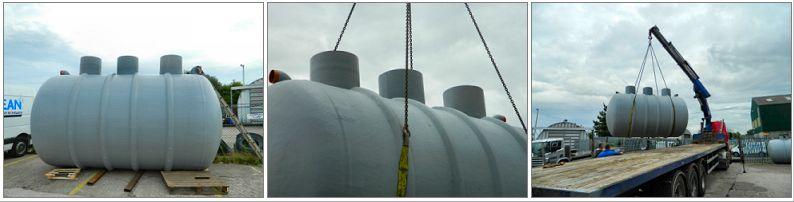 oil safe separators