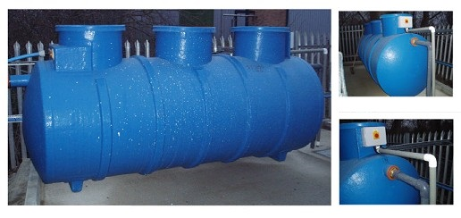 Overground Water Storage Tanks