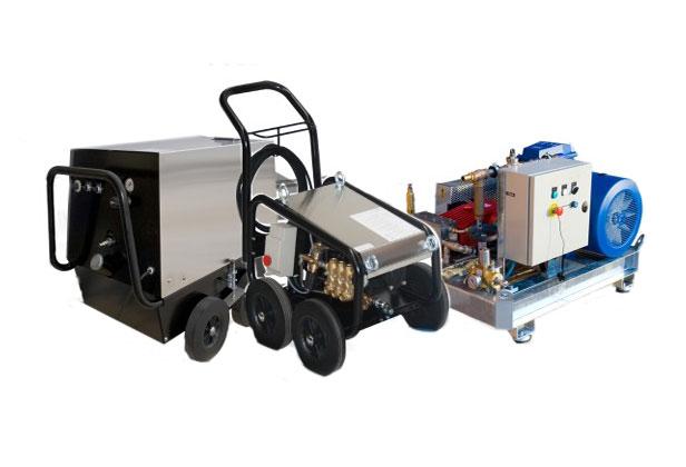 Salt Water Pressure cleaners