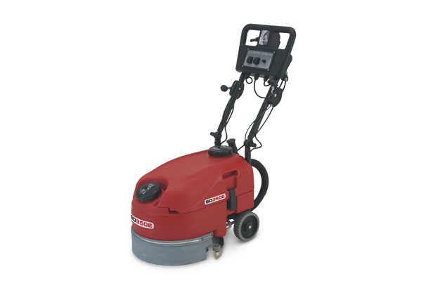 Small Electric Scrubber dryer