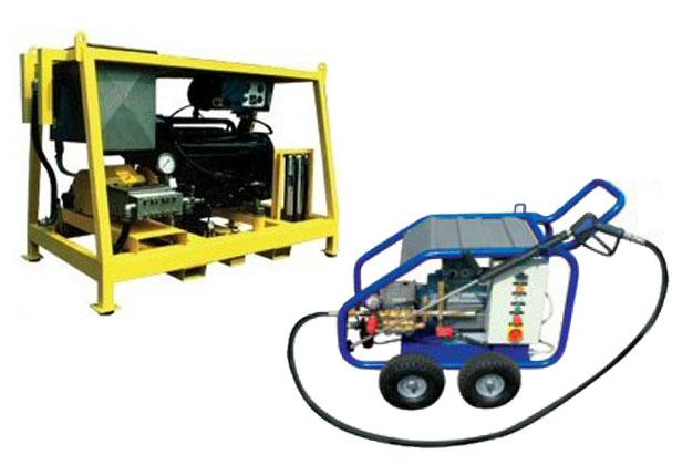 Ultra High Pressure Washers Electric Amp Engine Driven