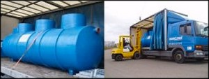 Oil Treatment for Vehicle Wash Interceptors delivery