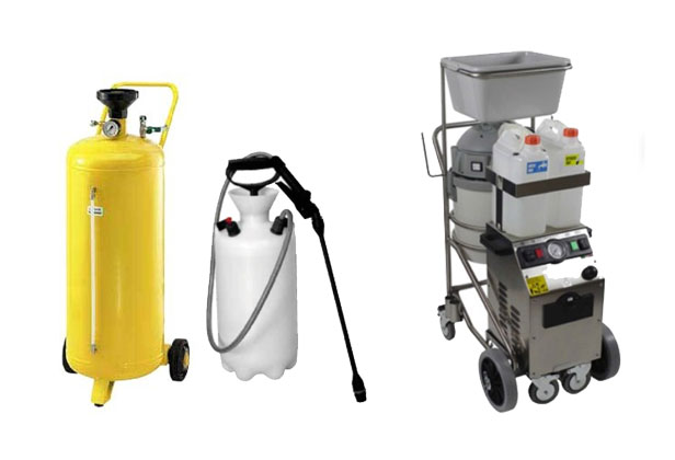 Graffiti Removal Equipment
