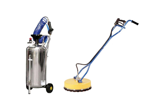 Chewing gum removal equipment morclean