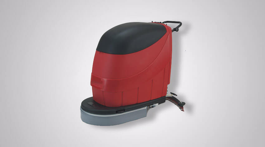 MOR500T Scrubber Dryer Traction
