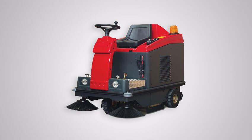 Industrial Floor Sweepers Ride On