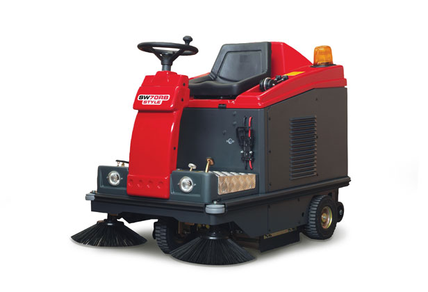 MSW70R Style ride on floor sweepers