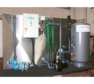 Morclean Astra Water Recycle unit