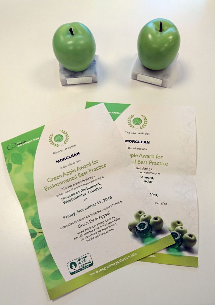 Green Apple Award 2016
