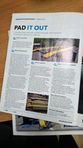 Commercial vehicle workshop magazine