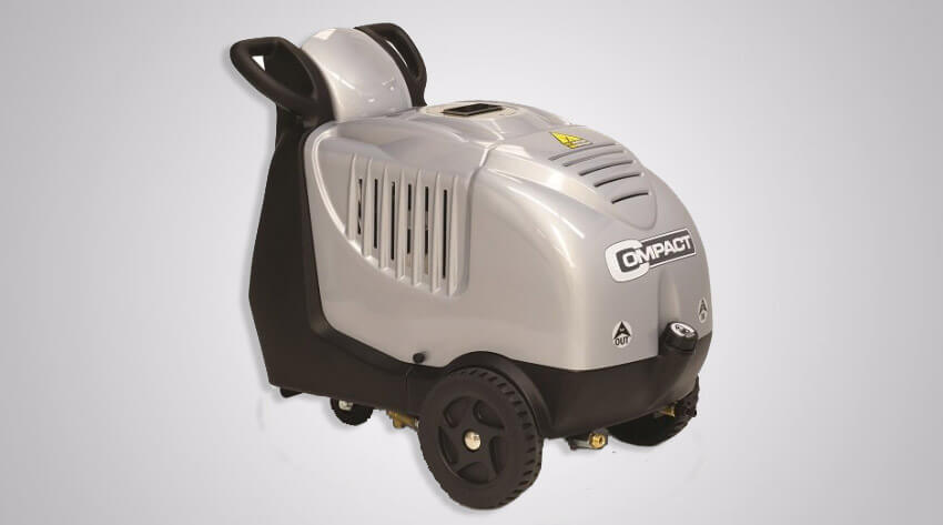 Morclean Compact hot water pressure washer MHM69