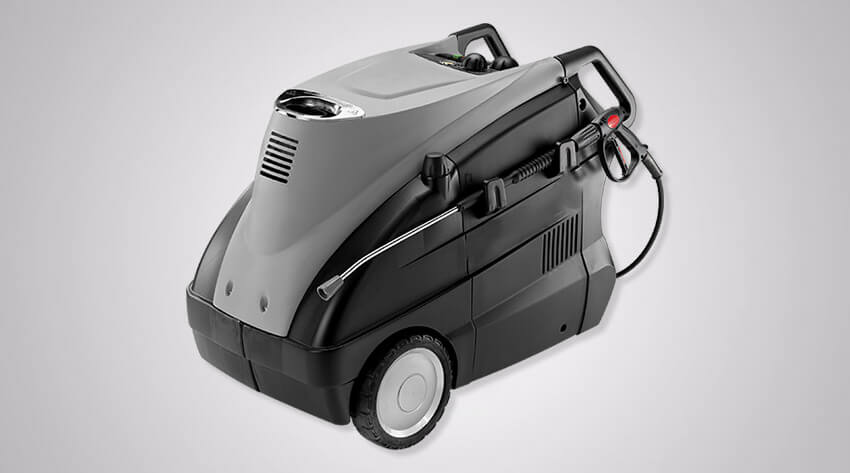 Hot Jet Wash Morclean Hot Water Pressure Washer