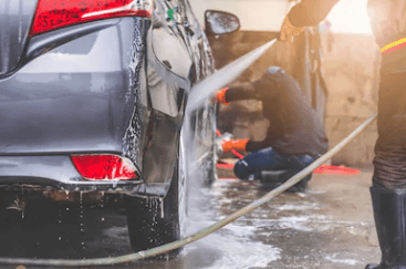 cold water pressure washer car wash